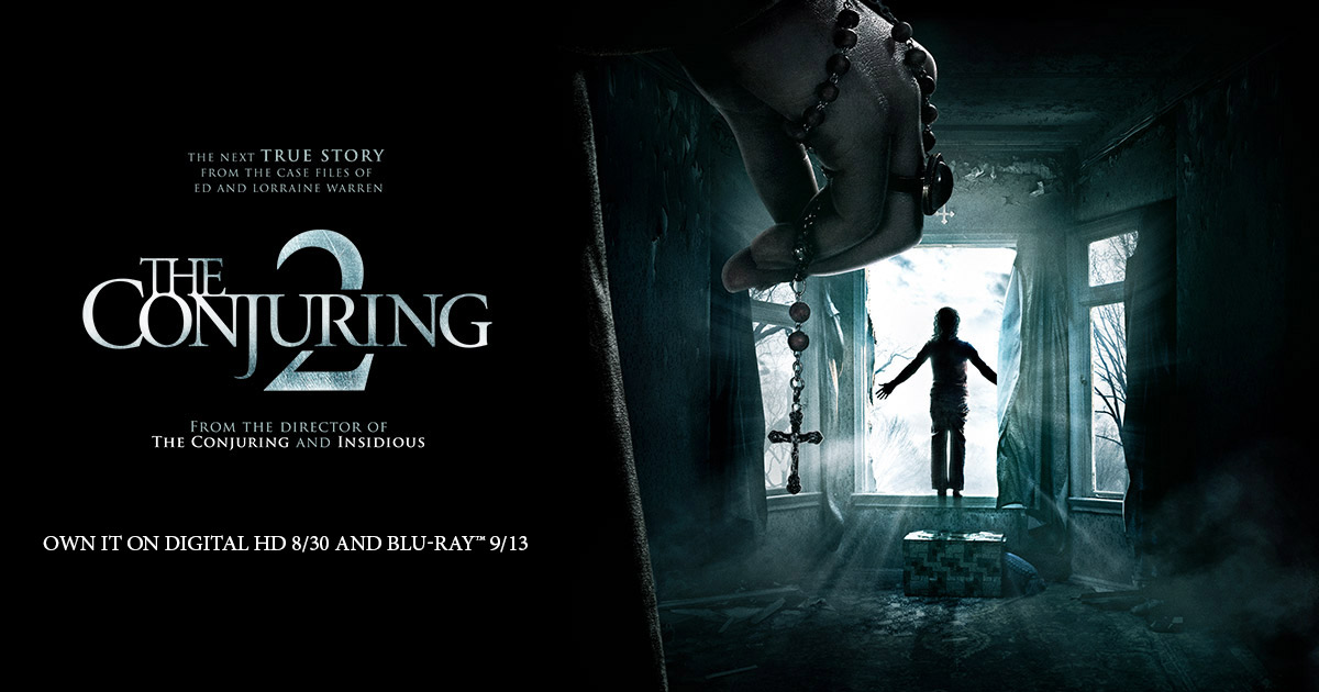 The Conjuring 2 (2016) Watch Online Full English Movie